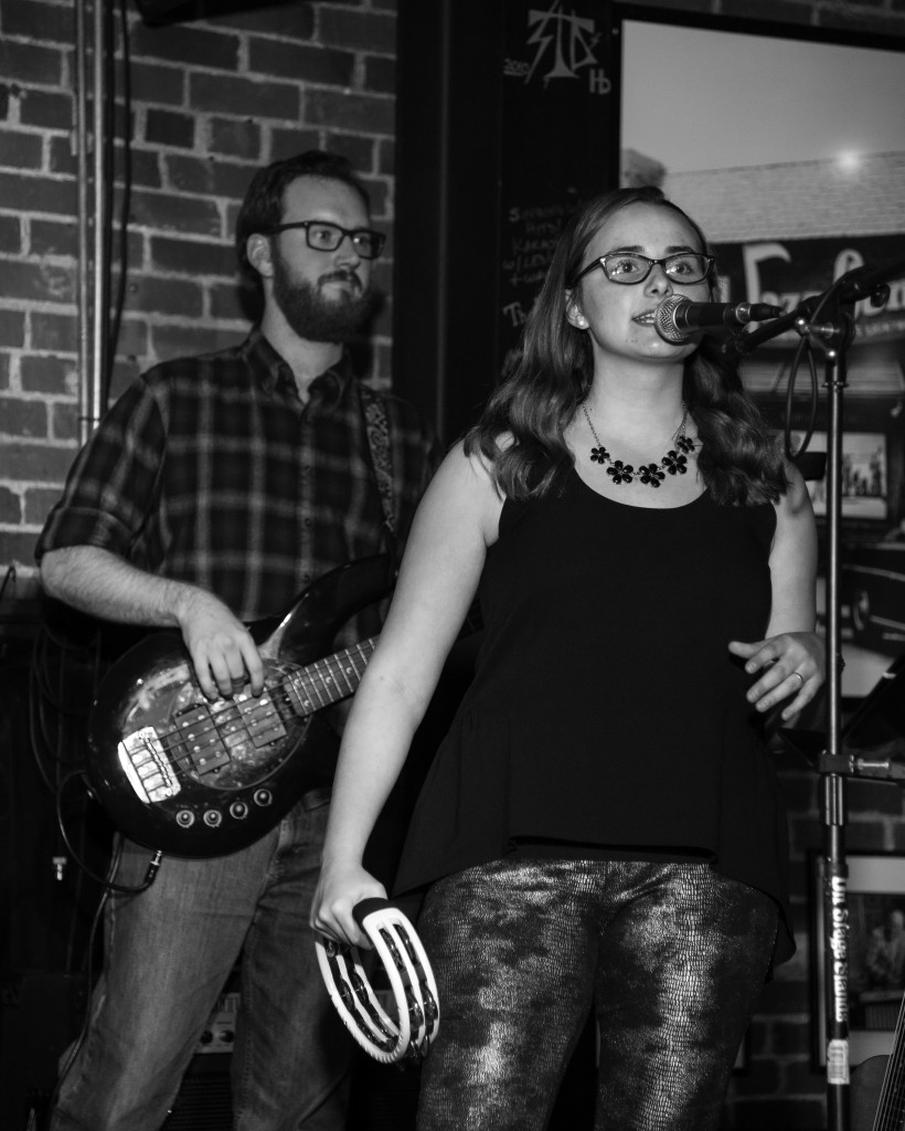 Bacon and Danielle album release party Lighthouse Cafe Feb. 6, 2015 photo by dB L.A. Photo