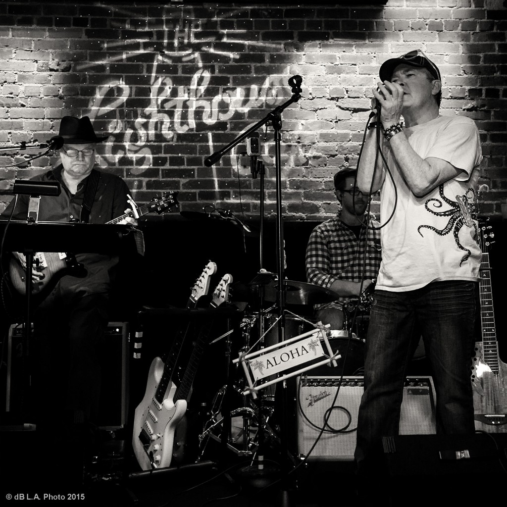 KG RD Lighthouse Cafe Release Party Feb. 6, 2015 photo by dB L.A. Photo