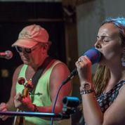 "RD Singing ""Lava Lagoon"" with Danielle Heath"