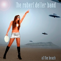 At the Beach 1st album cover art