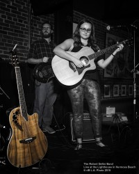 Danielle performs Lighthouse Cafe Release Party Feb. 6, 2015 photo by dB L.A. Photo