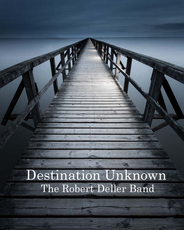 Destination Unknown 6th album cover art