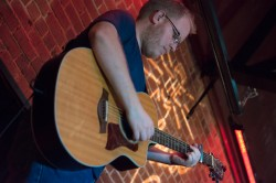 Brian Stearns - Acoustic Guitar