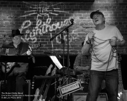 KG and RD at The Lighthouse Cafe Feb 6, 2015