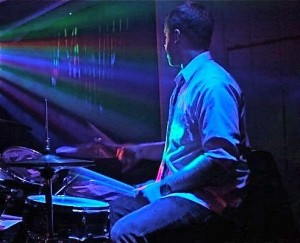 "Robert Goodrich - Drummer- ""Lite me up"""