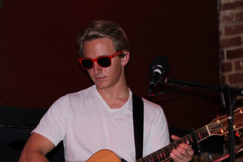 Russell Paulson - Red Sunglasses Album Release 2011