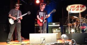 Jamming at Musician's Institute