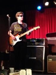 Mike Roberti performing at the Catalina Jazz Club Hollywood, CA