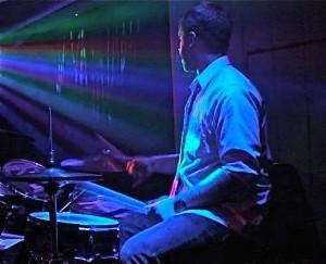 "Robert Goodrich - Drummer- ""Lite me up"""